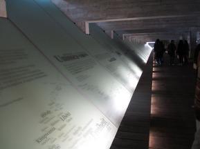 mémorial contre l'esclavage