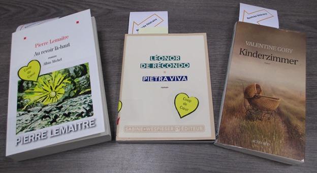 Mes romans préférés, rentrée littéraire 2013