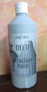 peinture déco béton